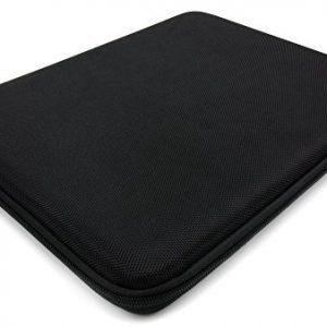 DURAGADGET Executive Custom-Designed Hard Shell EVA Case / Cover in Matte Black for NEW Lenovo IdeaPad MIIX 2 & MIIX 700 Tablet / Lenovo ThinkPad X1 Tablet