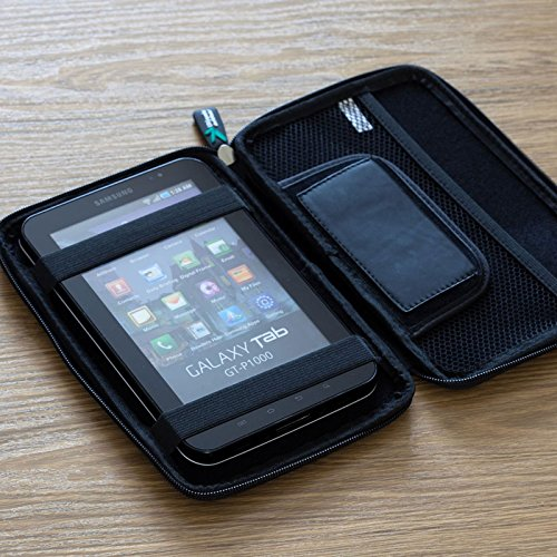 Ultimate Addons Black Hard EVA Armor Protective Case for Google Nexus 7