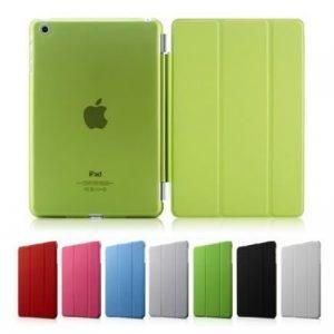Blueteck Green Smart Premium Quality Pu Leather Case Cover For Ipad Air, Ipad Air Case,Ipad Air Case Cover