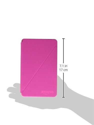 Amazon Fire HD 6 Standing Protective Case (4th Generation - 2014 release), Magenta pink