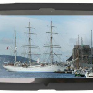 Bobj Rugged Case for Google Nexus 10 Tablet - BobjGear Protective Tablet Cover - Bold Black