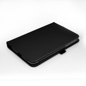 Black Google Nexus 7 Tablet (2012 Model) Case Cover (Second Updated Version of Case) - Retail Packed Executive Multi Function Standby Case with Built-in Magnet for Sleep / Wake feature for the Google Nexus 7 Tablet (2012 Model) - (8GB,16GB,32GB Wi-Fi or 32GB 3G HSPA+) + Screen Protector + Stylus Pen (Available in Mutiple Colors)