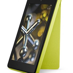 Amazon Fire HD 6 Standing Protective Case (4th Generation - 2014 release), Citron yellow