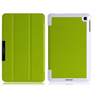 Fire HD 6 Case - MoKo Ultra Slim Lightweight Smart-shell Stand Cover for Amazon Kindle Fire HD 6 Inch 2014 Tablet, GREEN