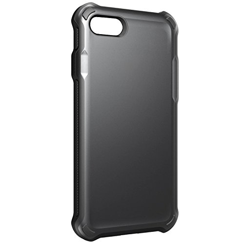 iPhone 7 Case, i-Blason Venom [Dual Layer] Apple iPhone 7 Case 4.7 Inch Cover [Ultra Slim] Hybrid TPU Cover / Hard Outter Shell (Black)