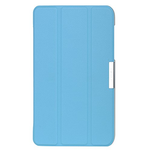 Acer Iconia One 8 B1-850 Case - IVSO Slim Smart Cover Case for Acer Iconia One 8 B1-850 inch Tablet (Blue)