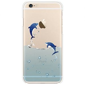 "Darin Smooth TPU Silicone Gel Case Cover For Apple iPhone 4S/5S/5 °C, iPhone 6 4.7 "", 7, Pour iPhone 4S"