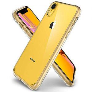 Spigen Ultra Hybrid Designed for Apple iPhone XR Case Cover (2018) - Crystal Clear