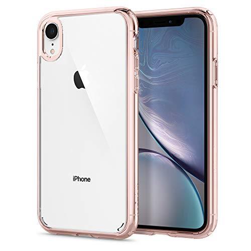 Spigen 064CS24875 Ultra Hybrid Designed for Apple iPhone XR Case Cover (2018) – Rose Crystal
