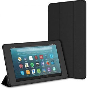 JETech Case for Amazon Fire 7 Tablet (7th Generation 2017 Release Only) Smart Cover with Auto Sleep/Wake