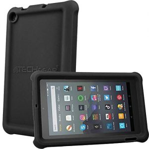 TECHGEAR Bumper Case fits Amazon Fire 7″ (2019 Edition/9th Gen)