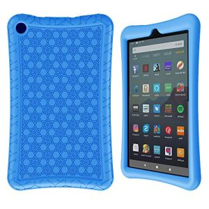 Surom Silicone Kids Case for Fire 7